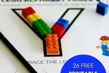 Didácticas - Letras, colores, numeros