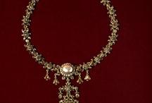 Biżuteria XVIII wiek / Jewelery 18th century
