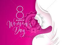 Women's Day Design