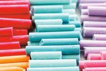 edible chalk