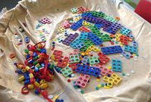 Numicon / Numicon in nursery