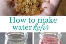 Kefir - Water