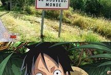 Humour manga