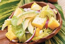 Recipes - Salads / Salads as a main dish or side dish! / by Ginni Cole