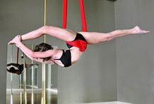 Aerial Silk |  Beautiful poses