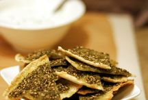 Zaatar & homemade spices