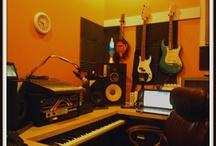 Our Studio / An inside look at PowerMix Studio. / by PowerMix Studio