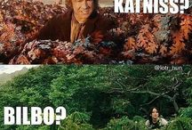 LOTR/Hobbit related