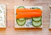 Appetizers To Share / by Melissa Dvorocsik