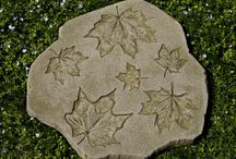 Stepping Stones and Steppers / by Garden-Fountains.com