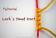 Chinese knotting tutorials