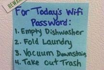 parenting hacks!