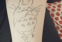 Tattoos and WaU!