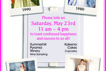 Ten Fashions Bridal Boutique Events