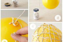 Baloon crafts
