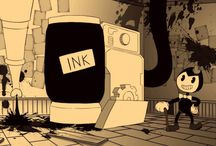 BENDY AND INK MACHINE !!!!!