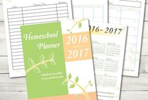 SCHOOL: Student and Teacher Planners
