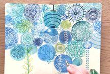 Art patterns