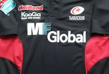 Classic Saracens Rugby Shirts / Vintage authentic Saracens rugby shirts from the past 30 years. Legendary seasons and memorable moments of yesteryear. 100's of classic jerseys in store. Worldwide Shipping   Free UK Delivery