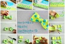 gumpaste bow tutorial