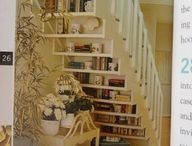 Home Decorating ~ Stairs / by Darci Brown