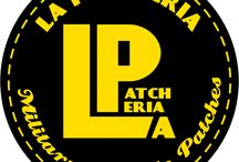 La Patcheria / Military Morale Patches and Clothings