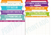 Business Printables, Books & Info.  / by Mandy Naranjo