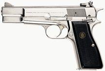 Guns / Handguns, shotguns and other weapons. °•.•°•.•°•.   name - caliber - type
