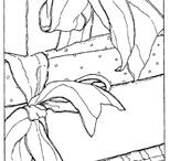 Рисунки, зарисовки, скетчи / by Anna Harchuk
