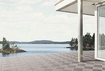 Sommer og terrasse