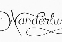 Wanderlust. / Places to go/places I've been. / by Amy Cash