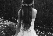Inspiration photoshoot / Black and white