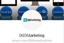 Social Seo Marketing / Social Seo Marketing Ennis Co. Clare Ireland for Small Businesses in Ireland. Get your business online and socially visable via the major social media channels.  https://www.pinterest.com/DGDMarketing/local-seo-ennis-co-clare/