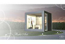 RubiArt / Rubigarden dodatkowe miejsce do realizacji pasji, hobby czy pracy.