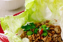 Food: Oriental dishes