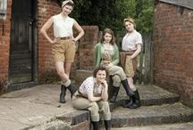 COSTUME DRAMA: Land Girls (plus the real Women's Land Armies) / by Ria Runkee
