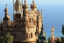 Beautiful Spain / Places to go