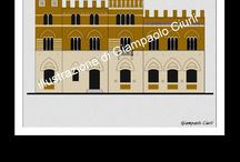 Illustrations of Grosseto / #illustrations of #Grosseto