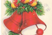 Christmas - Clipart (vintage)