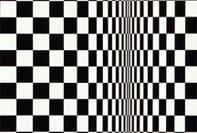 Zwart Wit en Kleur / Spel met vorm en kleur