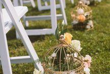 DECOR | WEDDING / Wedding Decor Ideas and Inspiration for Ceremony and Reception