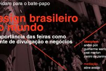 Design Brasileiro talk / Bate papo entre os designers Andre Poli, Guilherme Wentz, José Marton e Zanini de Zanine com a mediação da arquiteta Aline Araujo do #amearquitetura #guilhermewentz #zaninidezanine #design #amaisonrj