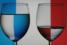 °° Bleu, blanc rouge, °°