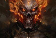 The Rider (Spirt of Vengeance)