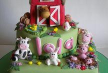 Eloise / Farm cakes