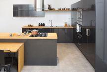 Kitchen colour pallets and ideas