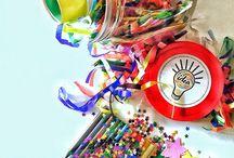 Idea: kit de atividades e oficinas criativas /