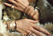 Perspex juwellery
