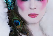 Carnival make up & accessories