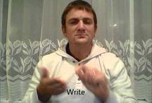 NZ sign language
